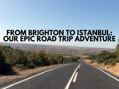 From Brighton to Istanbul_ Our epic road trip adventure