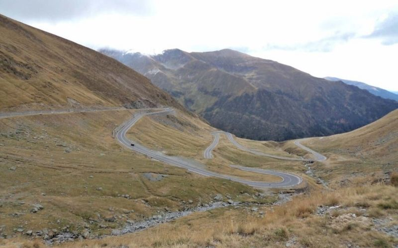 The Best Road in the World? Driving the Transfăgărăşan, Romania