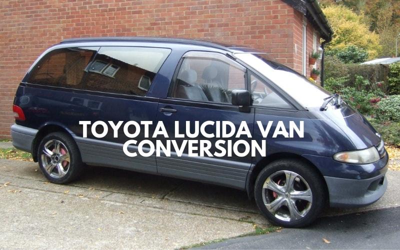 df274581245111 Our campervan - Toyota Lucida conversion