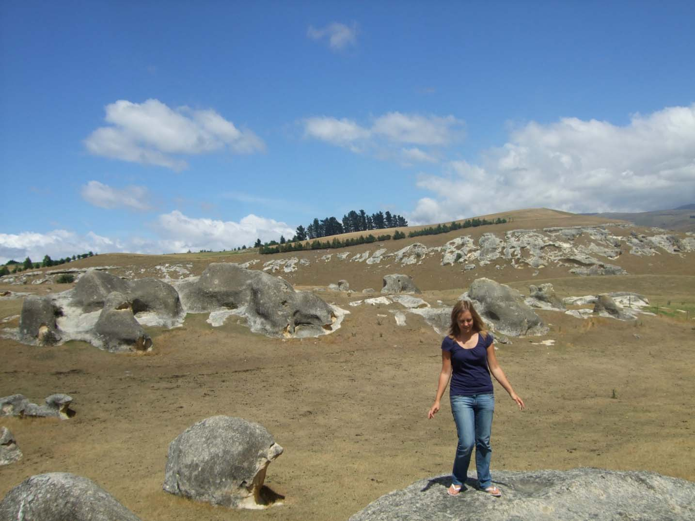 Elephant Rocks, Otago, New Zealand
