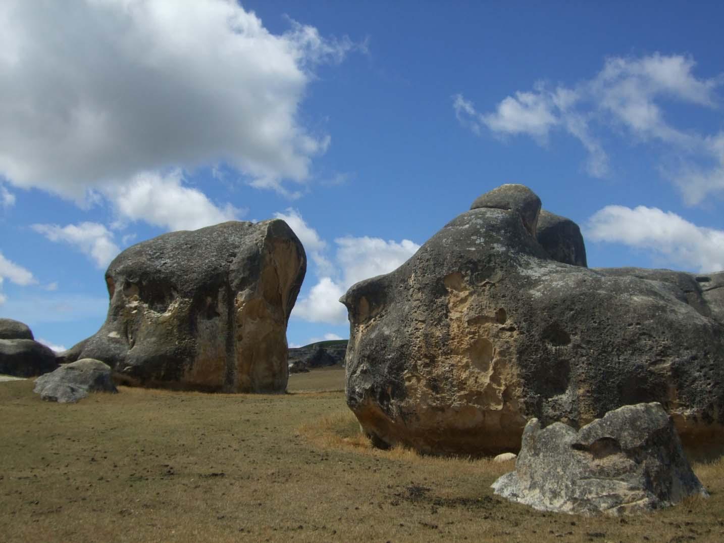Elephant Rocks Otago