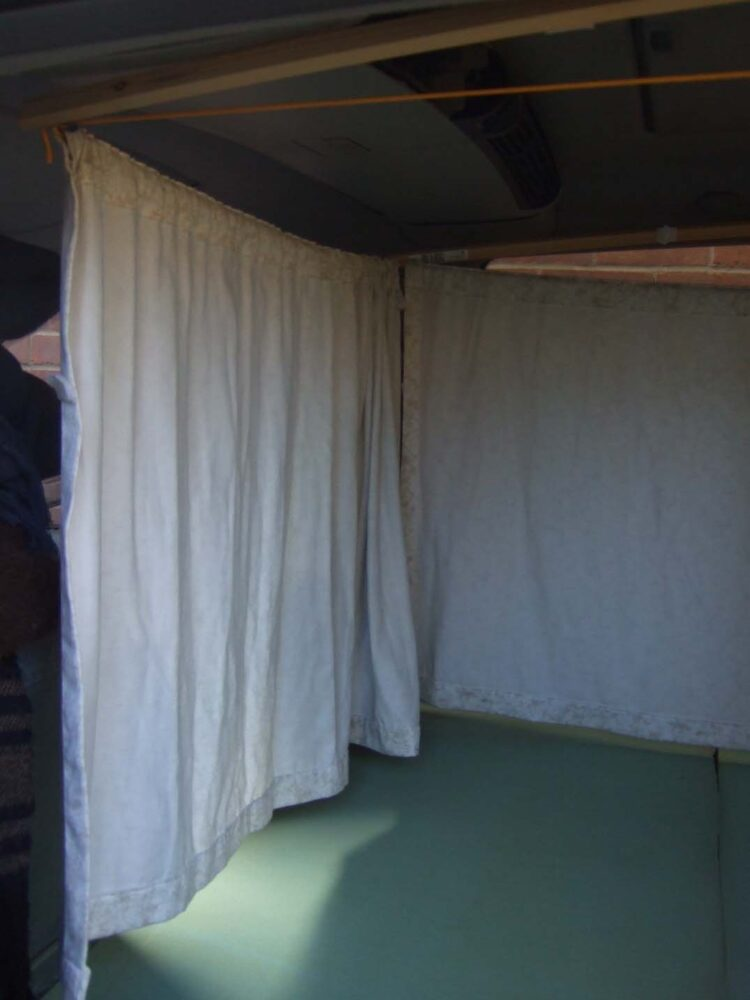 estima lucida curtains conversion