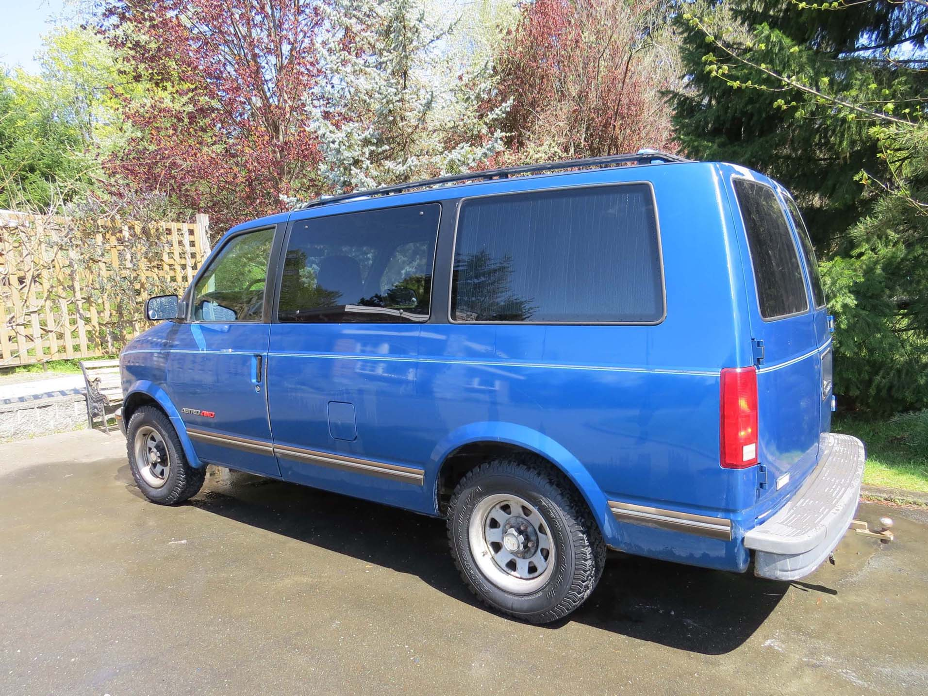 Converted Vans Astro Van Conversion Archives Off Track Travel