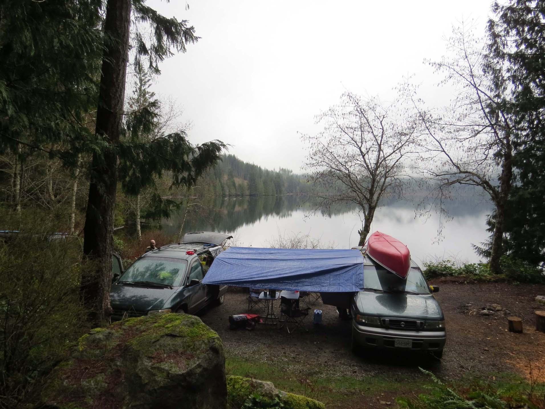 rec site pye beach camping