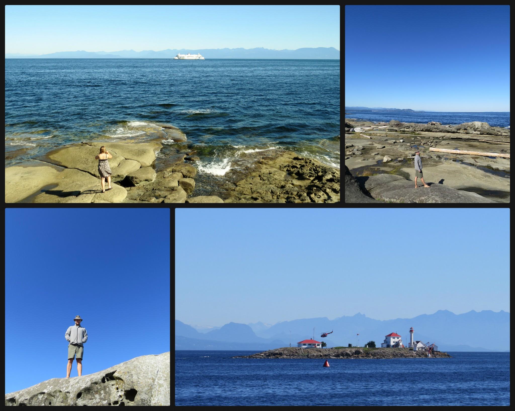 Gabriola Island viewpoint