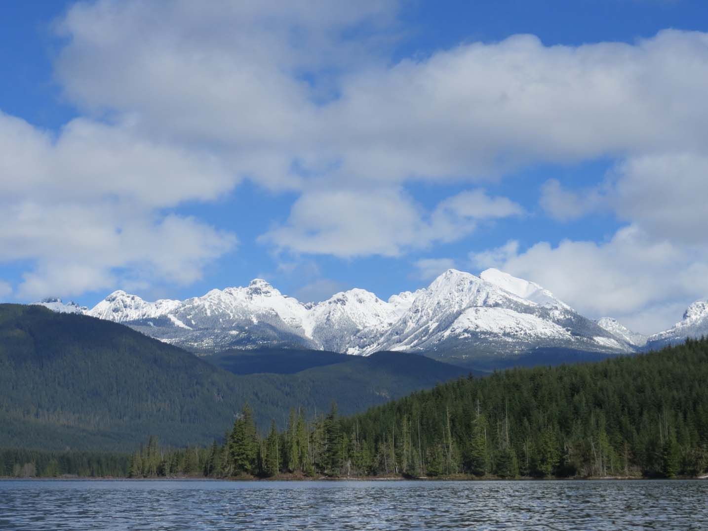 5 Reasons You Must Visit Vancouver Island, Canada - view of mountains