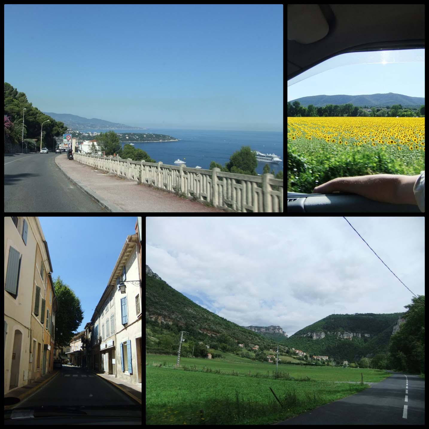 3 of the best European road trip destinations-a bit of everything in france