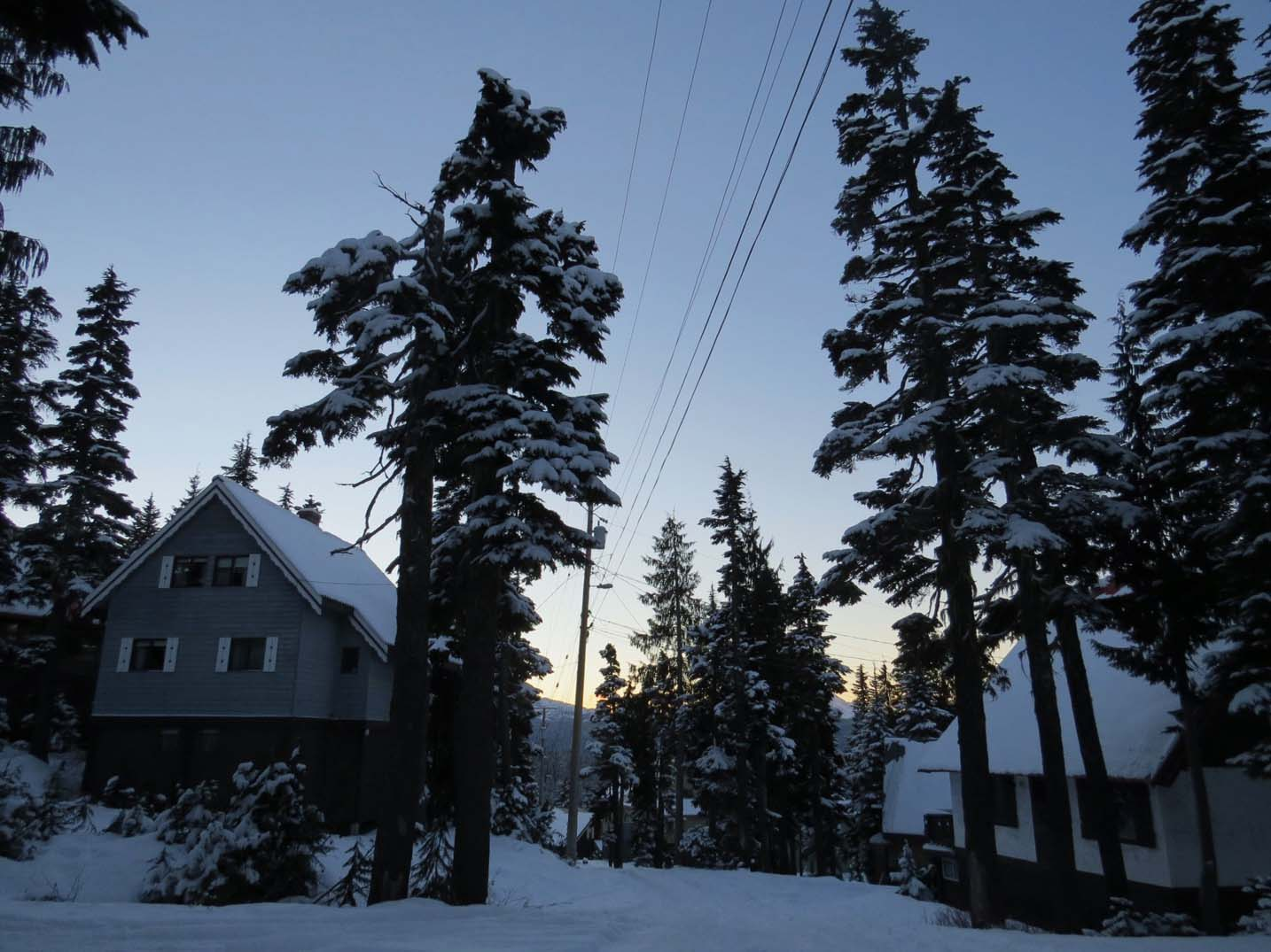 8 Reasons Why Winter in Canada is Awesome - Alpine Village