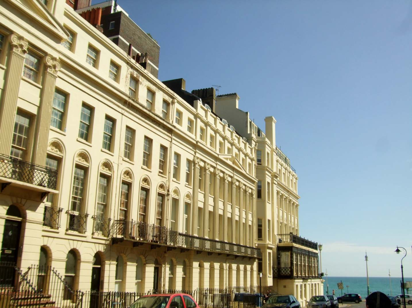 Brighton recency housing