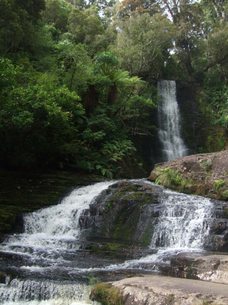 Purakaunui falls - Lesser Known Places in New Zealand