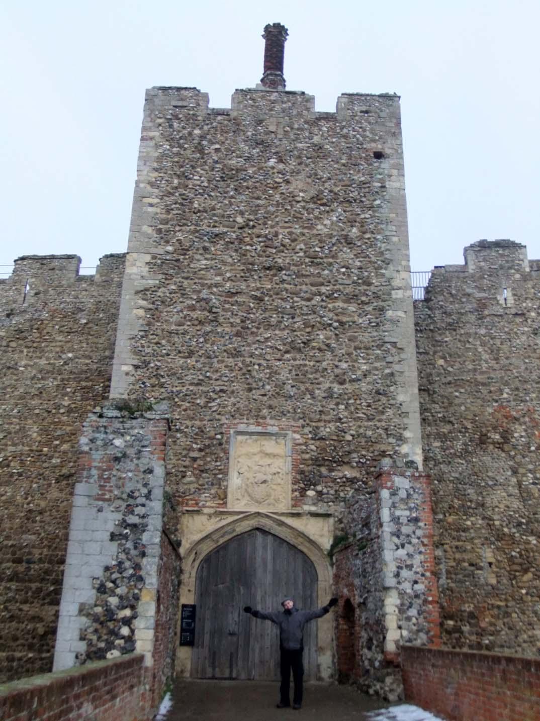 Framlingham Castle Suffolk (2)