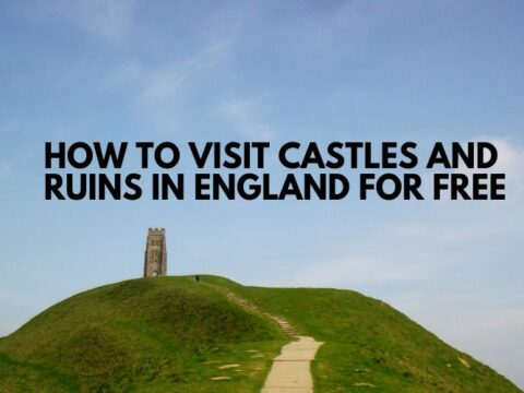 How to visit castles and ruins in England for free