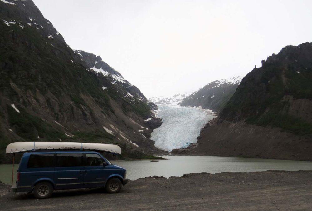 Bear Glacier near Stewart