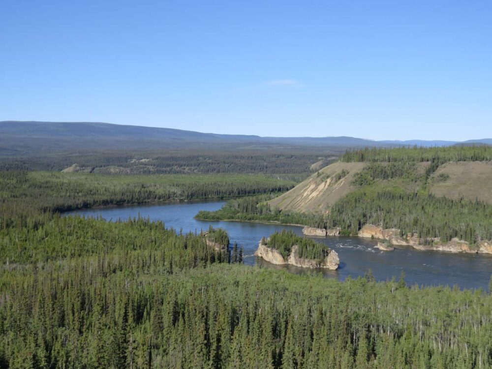 Five Finger rapids Yukon