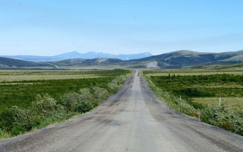 Our Western Canada road trip: the Dempster Highway