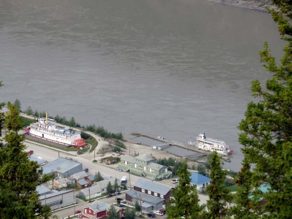 Dawson City Keno from dome