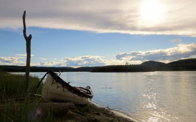 Our Western Canada Road Trip: Paddling the Yukon River