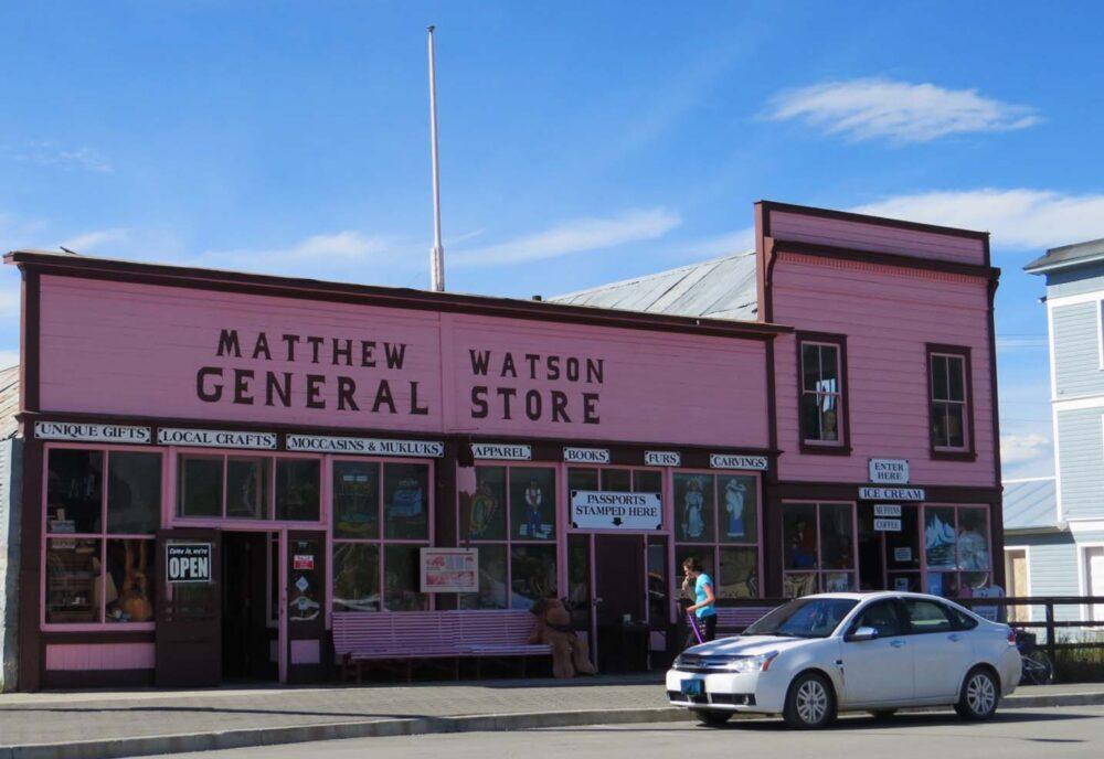 General Store Carcross