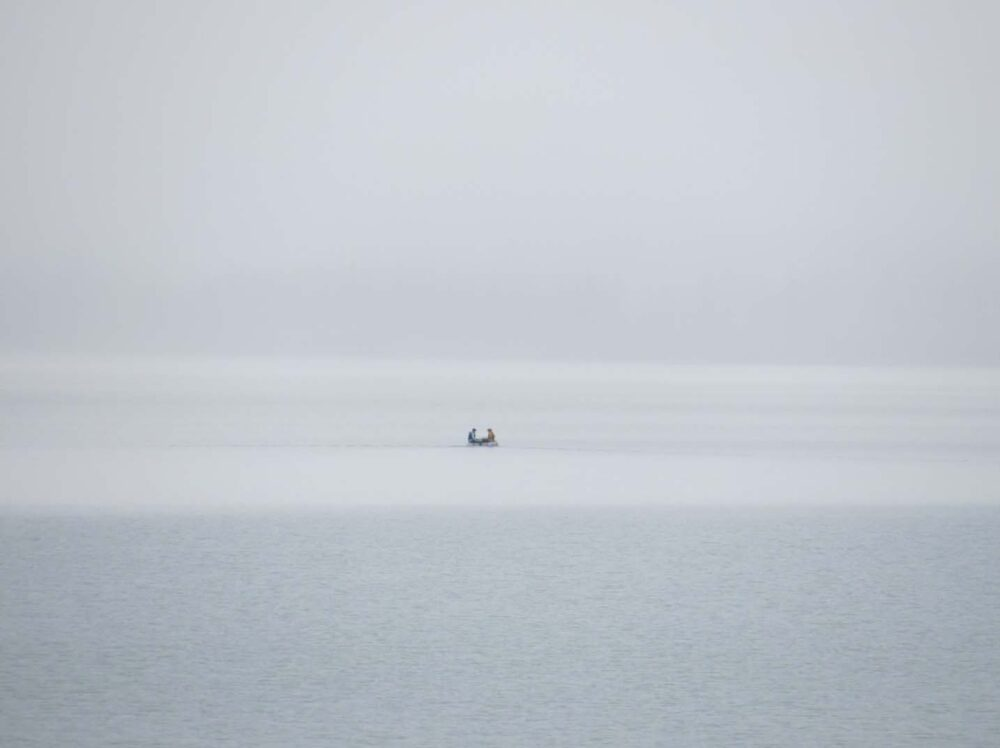 Fishermen in Haines Alaska