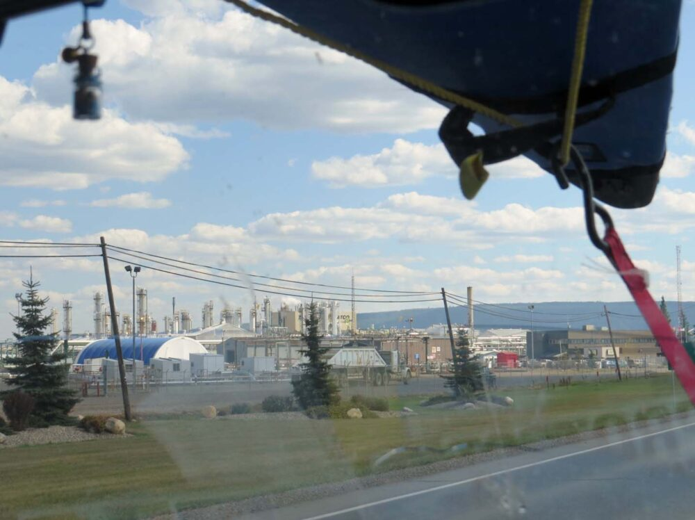 Industry Alaska Highway