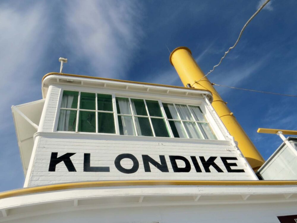 S.S. Klondike in Whitehorse, Yukon