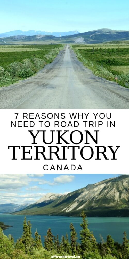 With neverending wilderness, captivating wildlife and unusual roadside sights, Yukon is the perfect place to hit the highway. Here's 7 great reasons why you must road trip in Yukon Territory, Canada! offtracktravel.ca