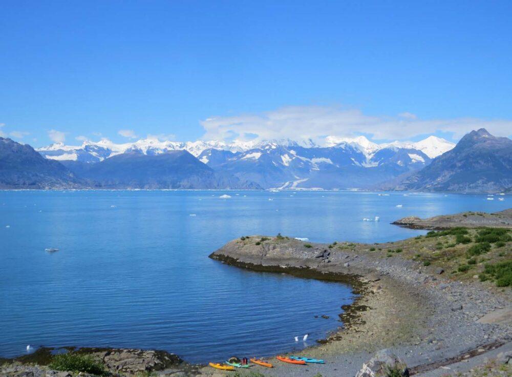 pangaea adventures columbia glacier