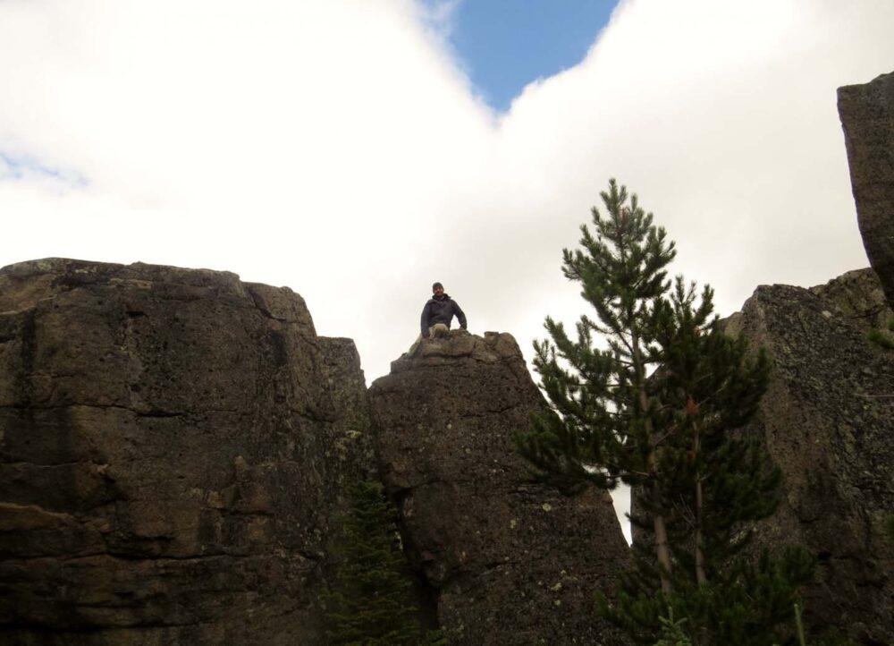 Boulder Gardens Tumbler Ridge