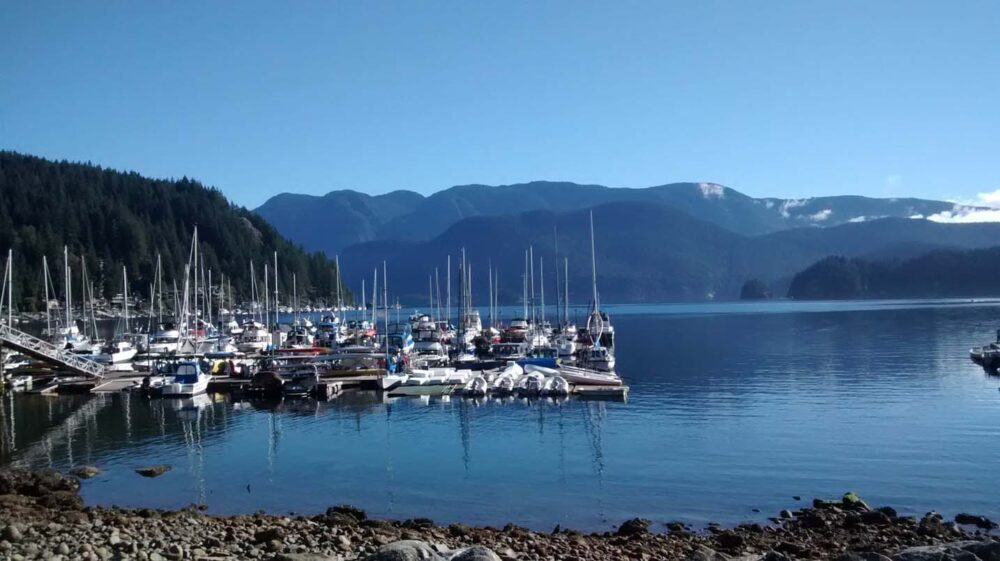 Deep Cove Vancouver British Columbia