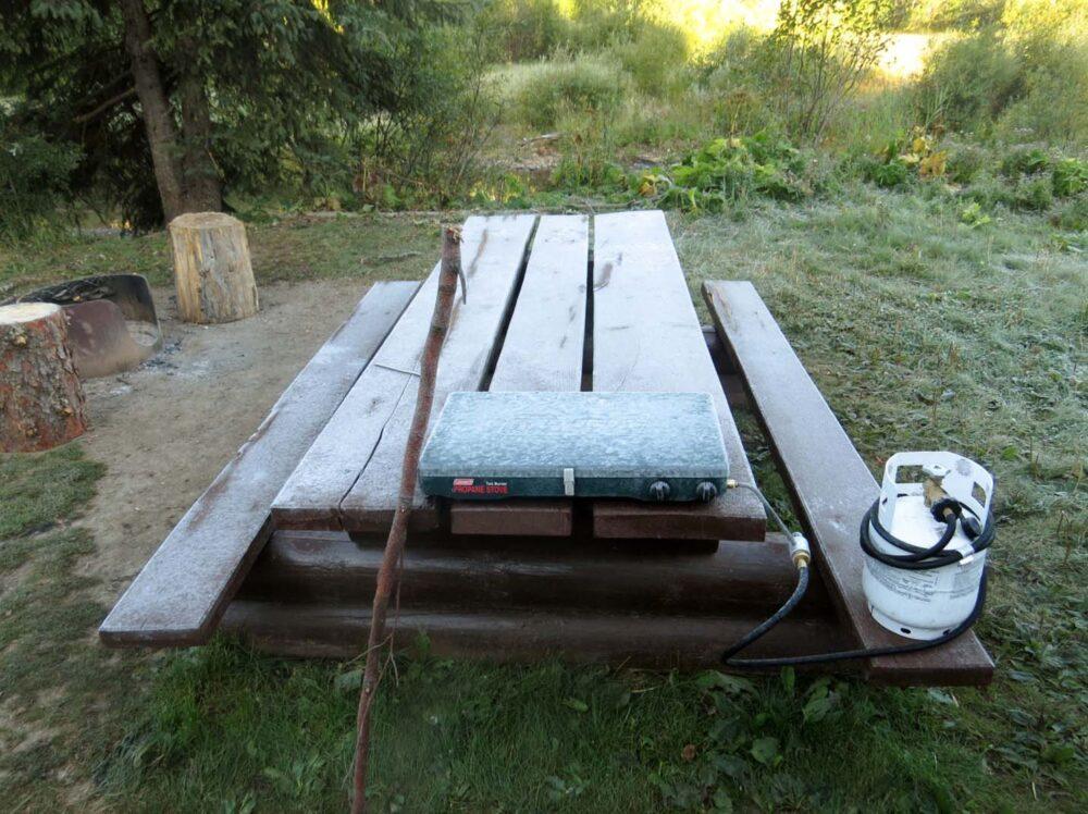 Frost Tumbler Ridge August
