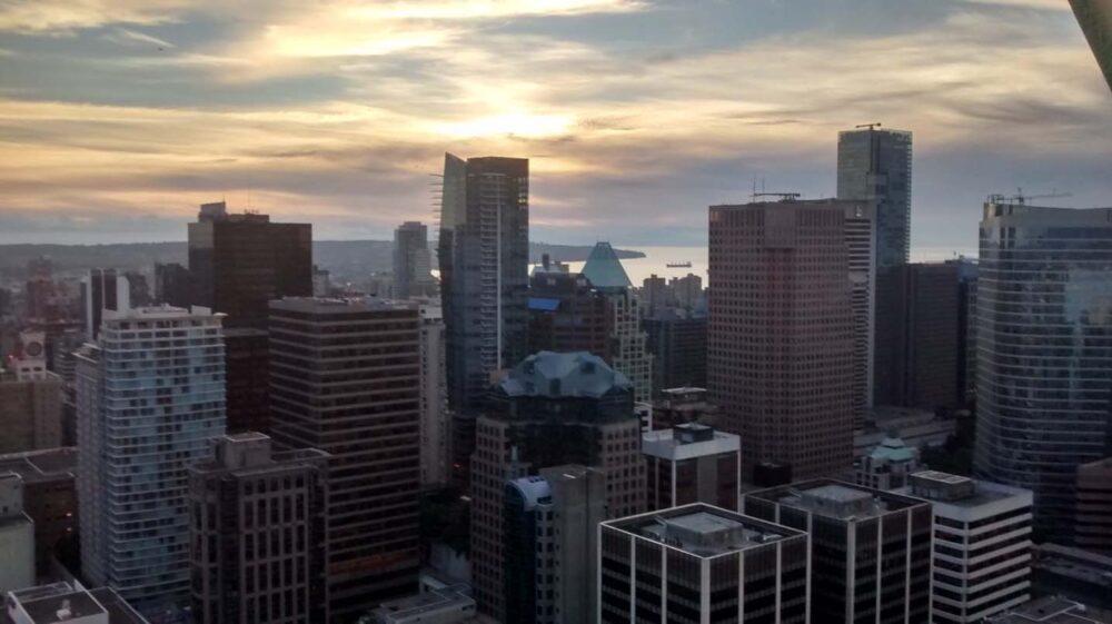 Vancouver Sky Scrapers