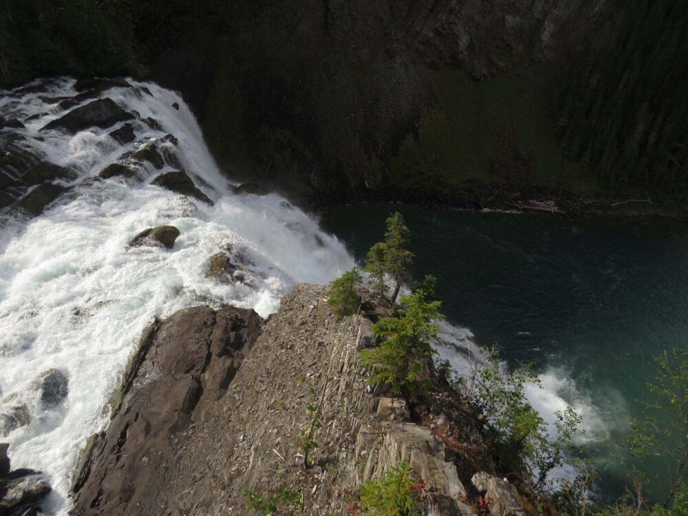 Kinuseo Falls Tumbler Ridge