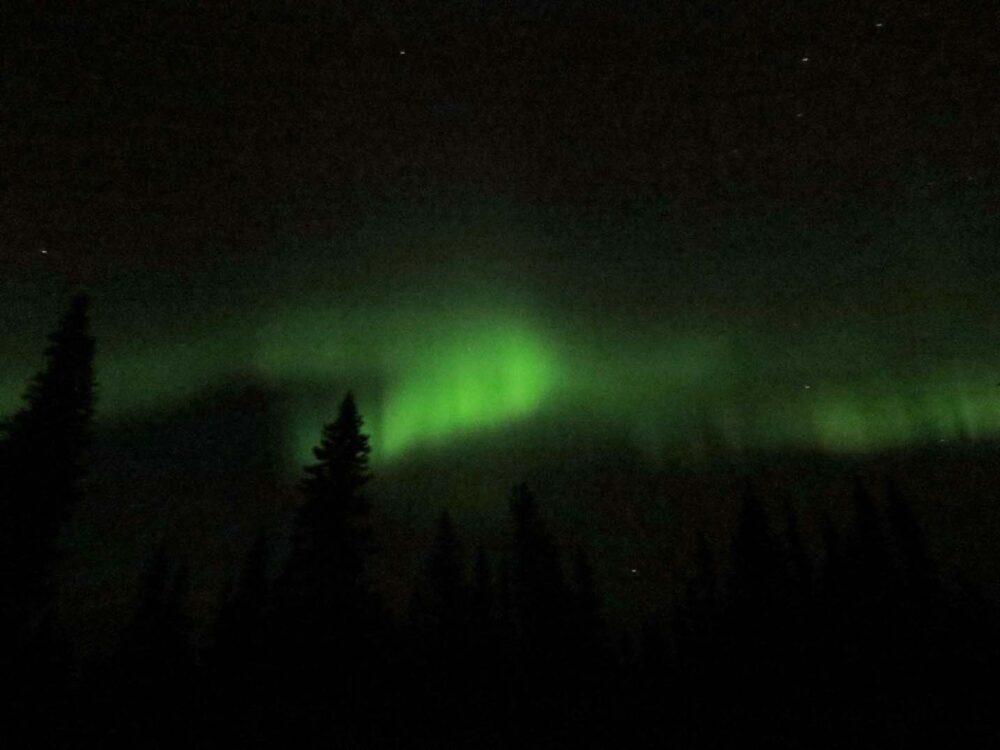 Northern Lights Tumbler Ridge