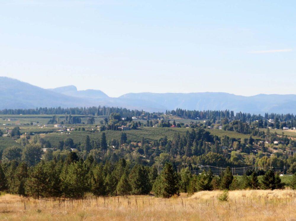 Okanagan Valley views