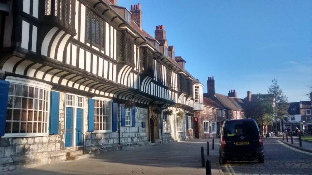 York tudor houses