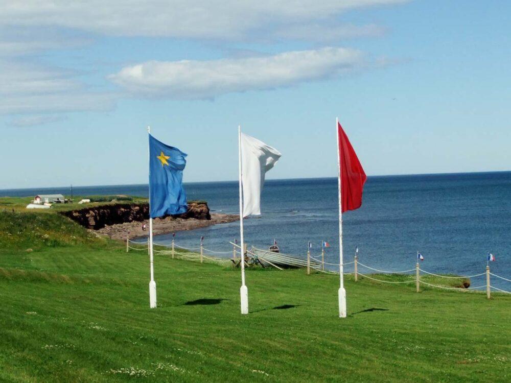 Acadian Flag Acadian Peninsula 1