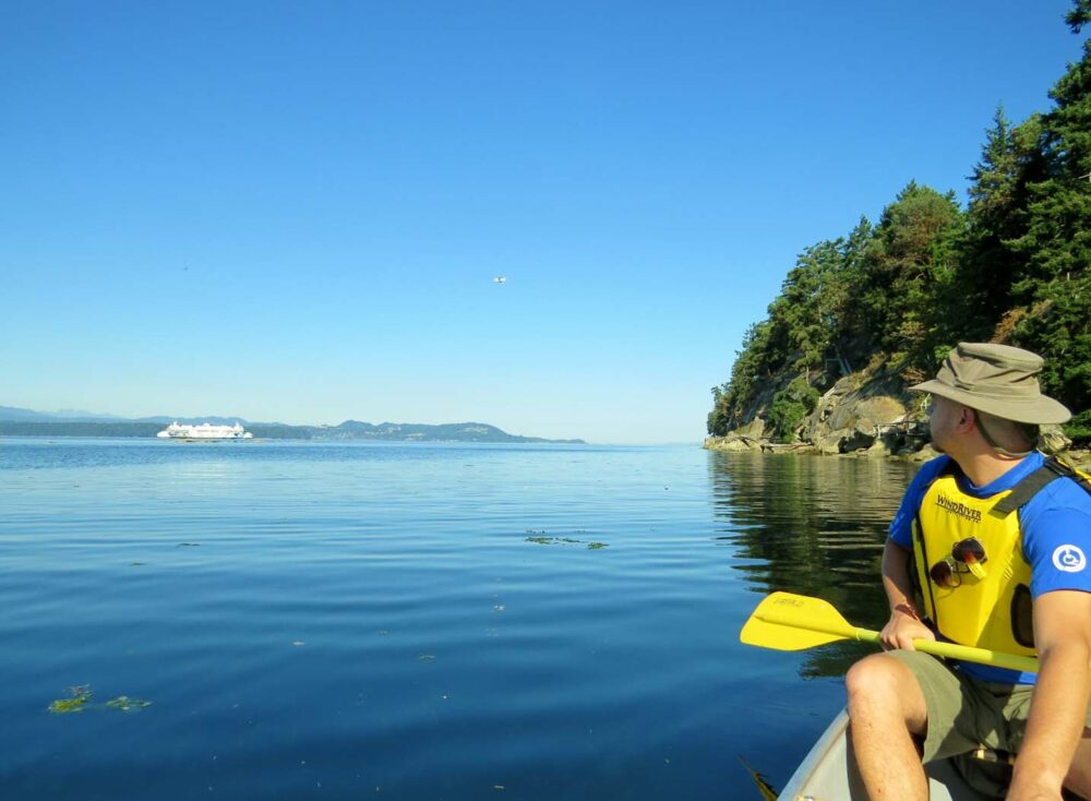 JR Gabriola Island BC Ferries