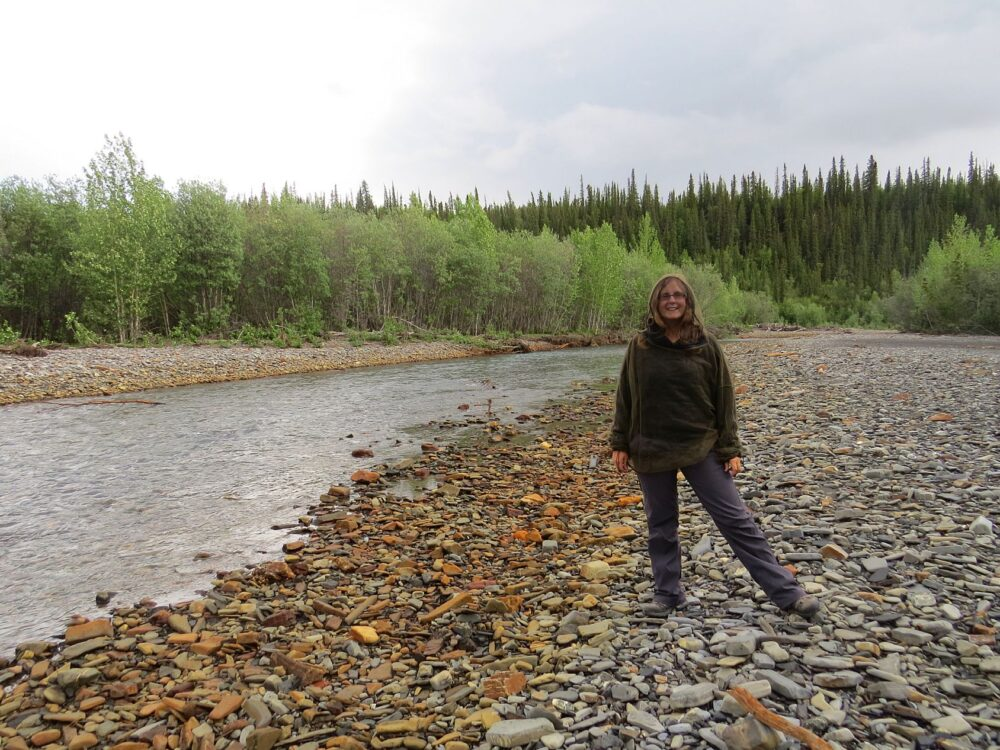 Essential Items for a Road Trip in Yukon Territory, Canada - example of bug net jacket