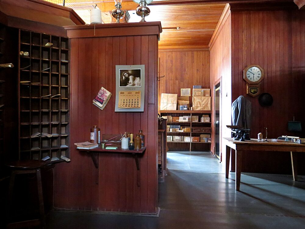 There's Still Gold in Dawson City, Yukon - Old post office