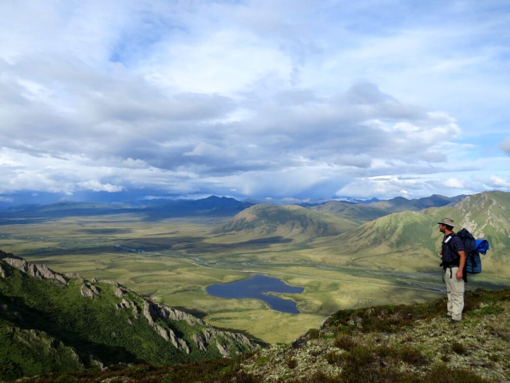 Things to do in Dawson City - Hiking in Tombstone Territorial Park