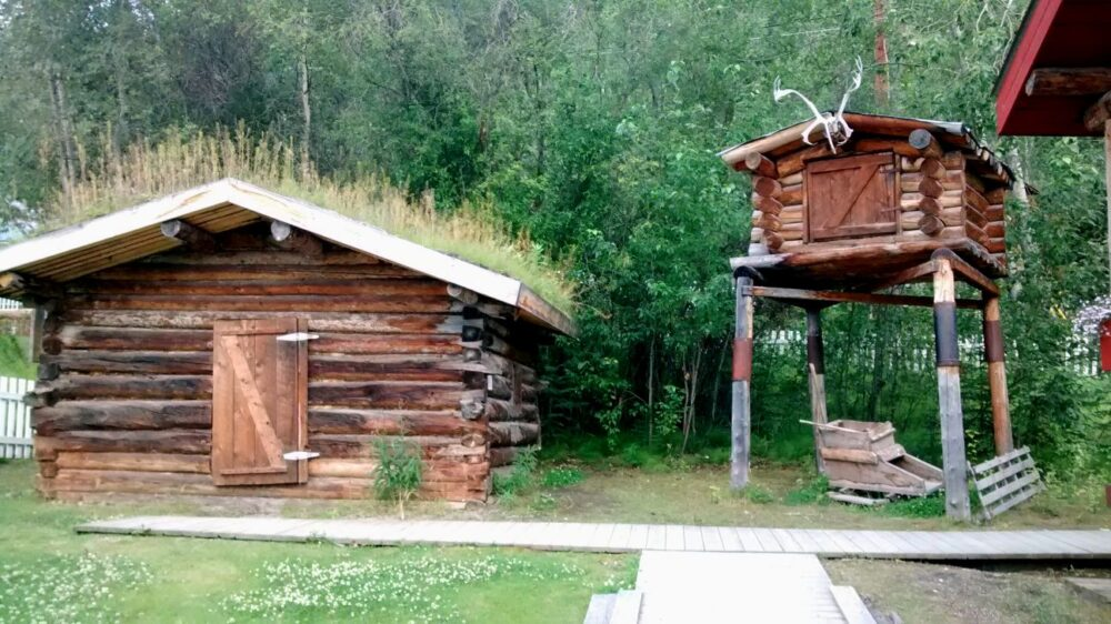 Things to do in Dawson City - Jack London cabin