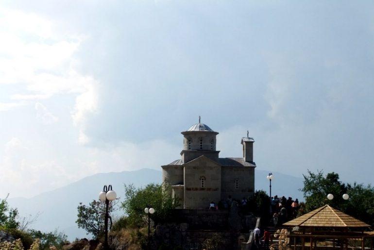 lower ostrog monastery montenegro