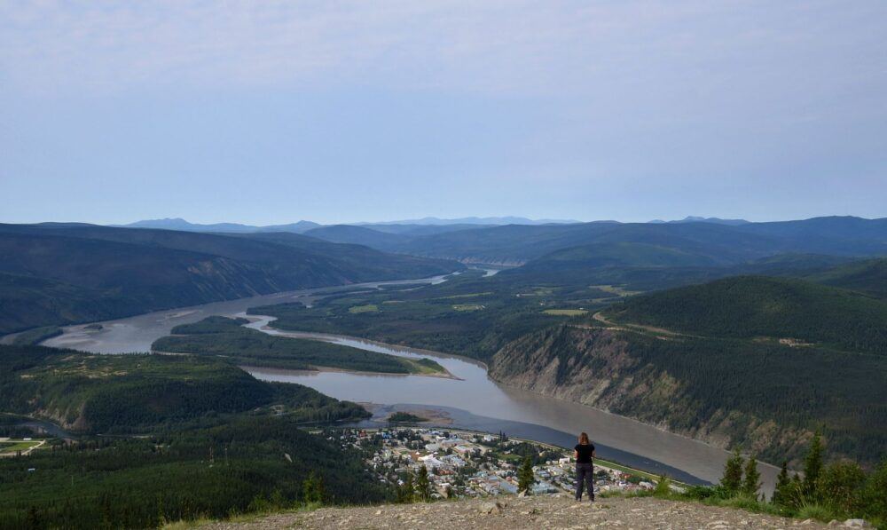 Things to do in Dawson City - Midnight Dome views