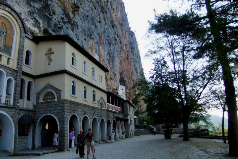 ostrog monastery montenegro upper