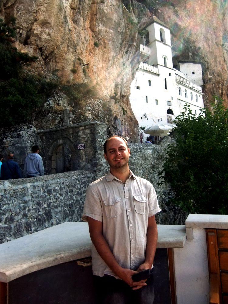 ostrog monastery upper montenegro
