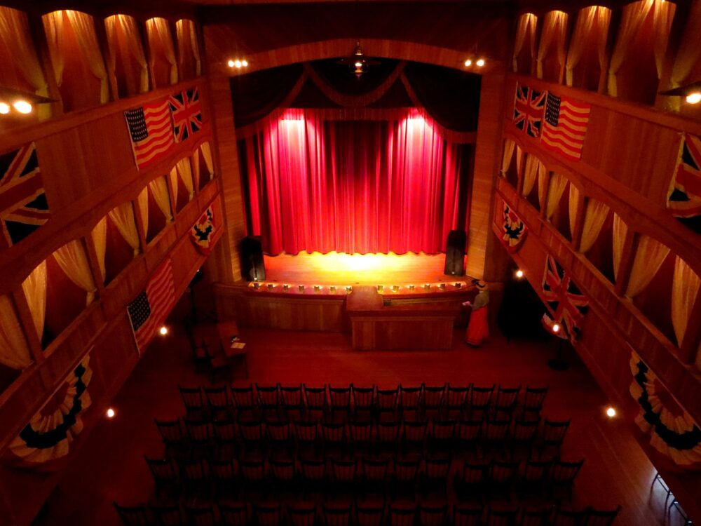 Things to do in Dawson City - Palace Grand Theatre