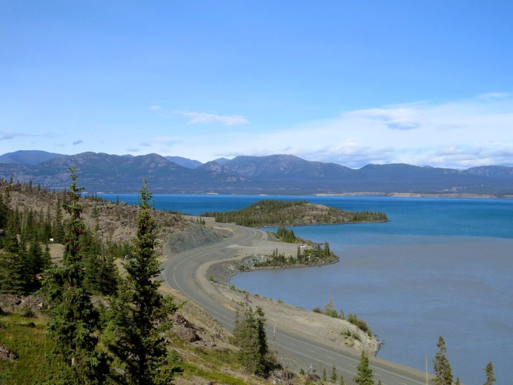 How to Travel and Experience Yukon Territory on a Budget - Soldiers Summit, Yukon