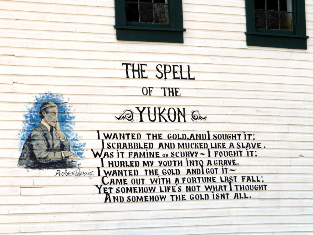 Things to do in Dawson City - The Spell of the Yukon