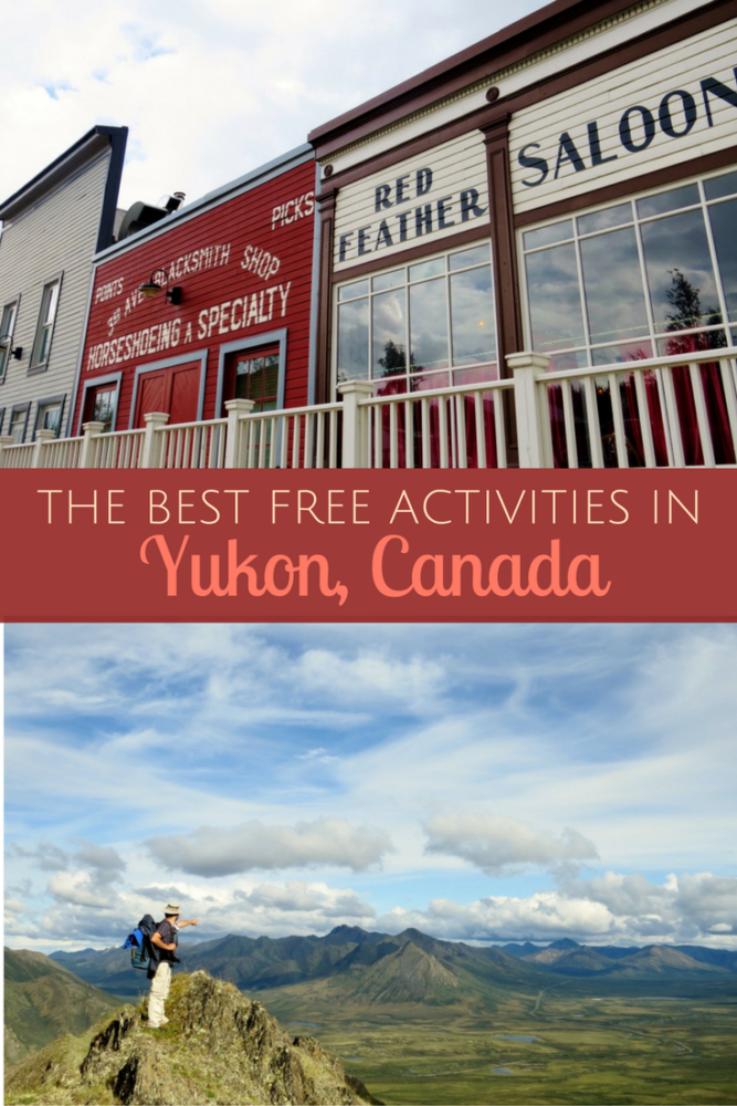 Visiting Yukon Territory soon and on a budget? No problem! Click here to discover the best free activities in Yukon from fun annual festivals to gold panning! offtracktravel.ca