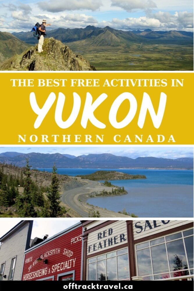 With the true beauty of visiting the Yukon Territory is everything around you; the landscape, the wilderness, history, wildlife and vibrant culture. For this reason, Canada's Yukon is a great destination for budget travellers. Click here to discover the best budget friendly activities in Yukon, Canada. offtracktravel.ca